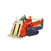 China 4LBZ-150semi-feed combine harvester on sale