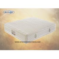 China High Density Orthopedic Natural Latex Memory Foam Mattress 14 Inch For Hotel on sale