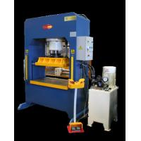 Quality Stainless Steel Elbow Making Machine Pushing Force 4500×3KN For Carbon Steel for sale
