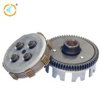 Buy cheap Centrifugal Clutch Assembly / Aftermarket Motorcycle Clutch Kits For 110cc from wholesalers
