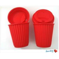 Quality silicon coffee cup ,silicon drinking cup for sale for sale