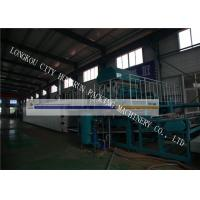 China Paper Pulp Egg Carton Making Machine Vacuum Forming Process For Egg Box / Trays on sale