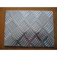 Quality Diamond Aluminium Checked Plates High Weldable Excellent Weatherproof Durablity for sale