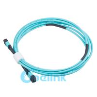 Quality Double Jacket Round Multimode Fiber Patch Cable , OFC Patch Cord Good Durability for sale