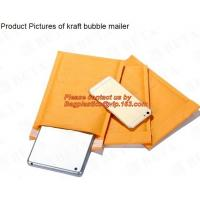 Quality Kraft Paper Bubble Mailers Self Seal Padded Envelopes Courier Bags, Bubble Padded Envelopes Mailers Bag, bagease, pac for sale