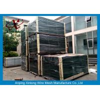 Buy cheap 200*50 Welded Steel Mesh Panels For Transit / Private Ground High Security from wholesalers