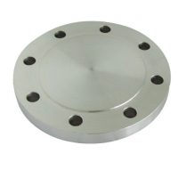 Buy cheap PN16 Forged RF Blind Flange: DIN 2656, DIN 2673 Blind Flanges, Stainless Steel from wholesalers