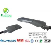 Quality Highway Led Street Lighting Fixtures 100w Ip66 With High Lumen 150lm / W for sale