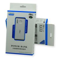 China White Iphone 5200mAh Power Bank , External Mobile Battery Charger For Smartphone on sale