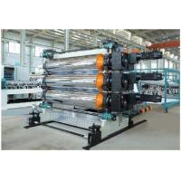 Quality Automatic Plastic Sheet Extrusion Line , Single Screw Extrusion Machine for sale