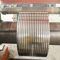 Quality ASTM Standard Mirror Finish Stainless Steel Strip Coil 304 With 0.01-2.5mm Thickness for sale