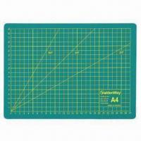 Quality Self-healing Cutting Mat with Accurate Printed Scale for sale