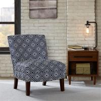 Quality Bronc Floral Accent Chair SunroomWith Individually Placed Silver Nail Heads for sale