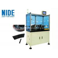 Buy cheap Double Station Wheel Motor Wedge Inserting Machine for Electrical bike from wholesalers