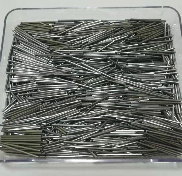 Buy W-Re Rhenium Tungsten Probe Straightened 0.3mm 0.5mm Elastic Modulus 394.5 ± 6.1 GPa at wholesale prices