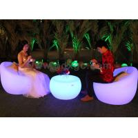Quality luminous chairs& bar table&bar furniture for sale