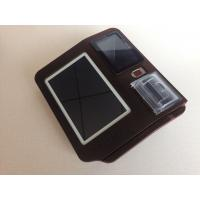 "Quality Fingerprint Magnetic Card Reader with 7"" TFT LCD Screen Barcode Scanner for sale"
