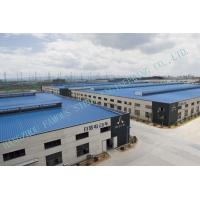 Quality Excellent Adaptability Framed System Industry Steel Building With HDG Treatment for sale
