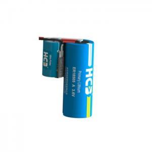 Quality Cylindrical ER18505 3.6V 4000mAh Li-SOCl2 Battery for sale