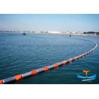 Quality Fire Resistant Oil Absorbent Boom , Oil Boom Spill For Water Environmental Protection for sale