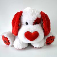Quality Cute Plush Toys for baby, Cute Little Dog Plush. for sale