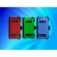 China Fashion Smooth Colorful Silicone Defender Case for HTC Evo 4G on sale