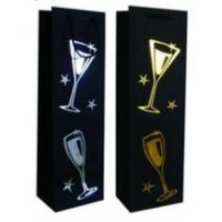 Buy Pretty handmade Paper Wine Bag at wholesale prices
