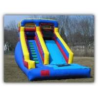 Quality Renting Biggest Inflatable Bounce Houses Games with Slide, Jumping House for Kids  for sale