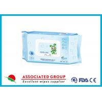 Buy cheap Fresh Wet Wipes For Infant Skincare , Chemical Free Gently Protect 80pcs Flip Top from Wholesalers