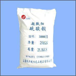 Quality Super Fine Barium Sulfate (Barite) (3000 Mesh) for sale