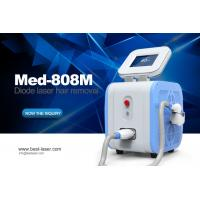 Quality Painless Hair Removal Treatment 808 nm Laser Hair Removal Machine for sale