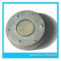 Quality Small Thin Custom Neodymium Magnets Strong Round Flat Ndfeb Magnet 15mmX1mm for sale