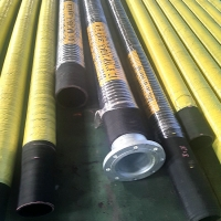 Quality Offshore Cargo Marine Dock Oil Hose For Cruid Oil And Petroleum Oil for sale