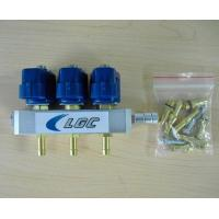 Quality LPG/CNG 3cyl Rail Injector for sequential injection system for sale