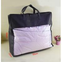 Quality Sewing PVC Packing Bag , PVC Quilt Bag / Pillow Bag For Bedding for sale