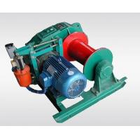 China Vertical Lifting Industrial Electric Winch , 1000kg High Speed Electric Winch on sale