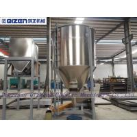 Quality Heavy Duty Poultry Feed Mixer Machine , Cow Feed Mixer Customized Discharge Outlet for sale