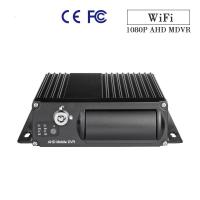 Quality 2.0MP 1080P 4Ch Mobile DVR Dual SD Card School Bus With GPS 3G 4G WIFI for sale