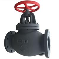 Quality Durable Cast Iron Marine Valve / 5K Screw - Down Check Globe Valves JIS F 7353 for sale