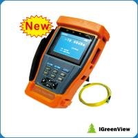 """Quality cctv camera tester with UTP cable tester and 3.5""""LCD display for sale"""