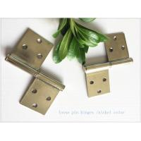Buy Brass Bp Colorheavy Duty Lift Off Hinges , Lift Off Door Hinges Removable Type at wholesale prices