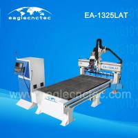 China Linear Auto Tool Changer CNC Router Machining Center for sale