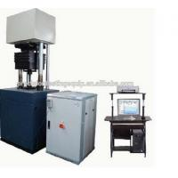 Quality PLG-300KN Universal Dynamic Tensile and Compression Fatigue Test Machine for sale