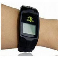 Buy cheap OEM Remote Arm7 SMS GPRS Google Map SOS Personal GPS Position System Wrist Watch from wholesalers
