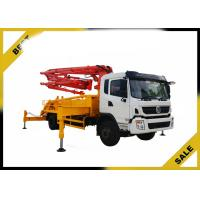 Quality 36M 37M 40M 42M 45M 48M 52M 56M Concrete Pump Truck / Truck Mounted Concrete for sale