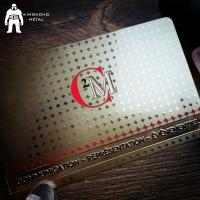 Quality Excellent Quality Innovative Customized PVC Thank You Gift Card for sale
