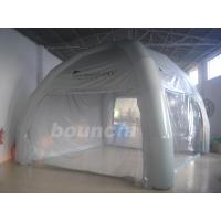 Quality 0.6mm PVC Tarpaulin Inflatable Airtight Tent TEN70 for promotion for sale