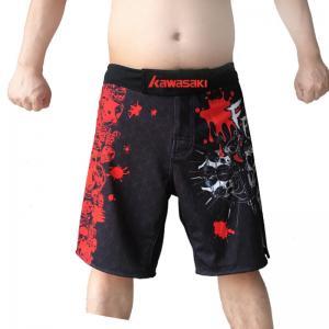China Custom MMA Shorts / Sublimation MMA Shorts/MMA Fight short plain mma short on sale