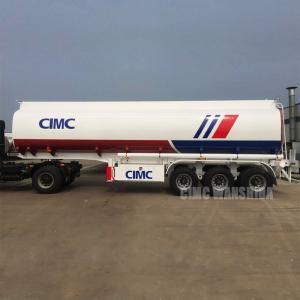 Quality Fuel tanker fuel tanker trailer fuel tank price | CIMC TRAILER for sale