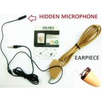 Buy cheap Details about  COVERT SPY WIRELESS INDUCTIVE NECKLOOP CABLE FOR MINI EARPIECE EARPHONE FOR EXAMSpy Earpiece Wireless from Wholesalers